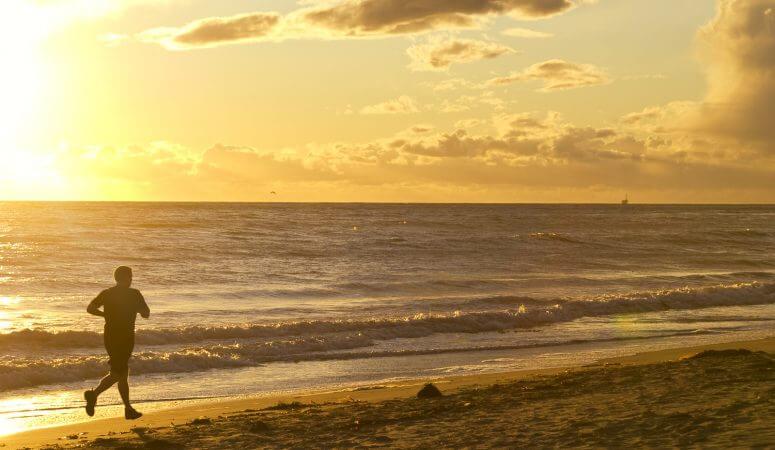 Beach Life: Running 101